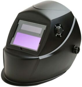 Lincoln Electric Variable Shade Welding Helmet Impact resistant Clear Lenses