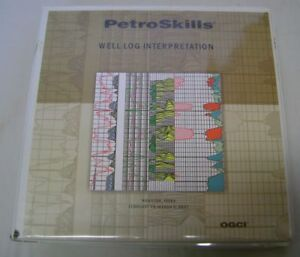 Petroleum Engineering Oil Geology Petroskills Well Log Interpretation Book