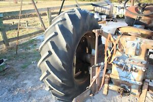 Antique Ford Tractor Fordson Major Diesel Parting Out Rockshaft Complete