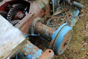 Fordson Major Diesel Parting Out Complete Brake Housing Left Farmerjohnsparts