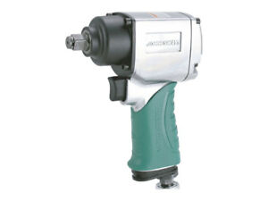 Jonnesway 3 8 Dr Compact Air Impact Wrench Max Torque 350 Ft lbs Twin Hammer