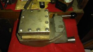 South Bend Stc 105t Square Turret Toolpost For 13 Southbend Lathe
