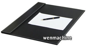 Pu Leather Office Writing Pad Desk Drawing Mat With A3a4 File Paper Clip 60 45cm