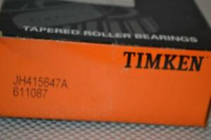 One New Timken Tapered Roller Bearing Jh415647a