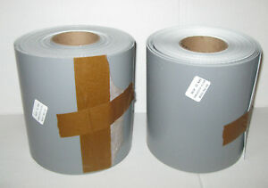 2 Rolls Firestone Ultraply Tpo Reinforced Cover Strip Roofing Membrane 8 x50