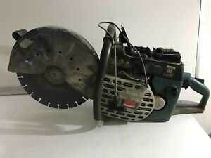 Makita Dpc 7311 Concrete Wet Saw For Part Or Repair