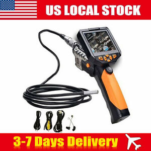 3 5 Lcd Dia 8 2mm Snake Camera Endoscope Borescope Inspection Camera Waterproof