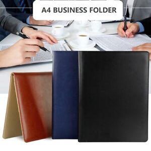 2019 A4 Portfolio File Folder Organizer Calculator Clip Board Daily Planner