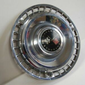 Vintage 1961 61 Chevy Chevrolet Impala Bel Air Biscayne Hubcap Wheel Cover
