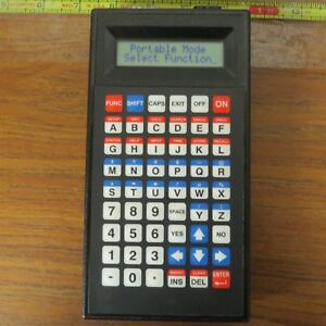 M3000 American Microsystems Portable Bar Code Reader Only