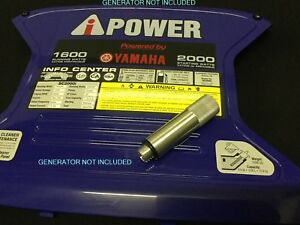 A ipower Sc2000i Gas Inverter Generator Oil Fill And Drain Tube
