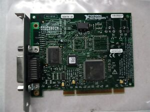 National Instruments Pci gpib Adapter 183617k 01