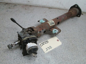 93 94 95 96 97 98 Jeep Grand Cherokee Tilt Steering Column With Key