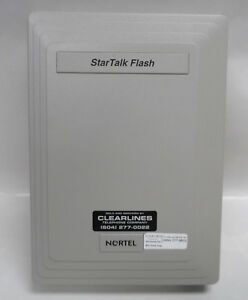 Nortel Startalk Flash Voicemail Nt5b06ad 93 Telephone System Phone