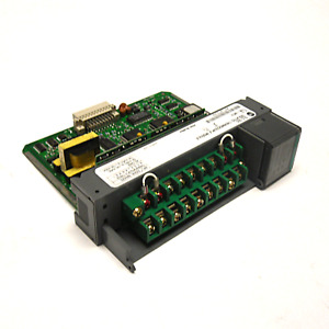 Allen Bradley 1746 int4 Ser A Thermocouple Module Missing Cover
