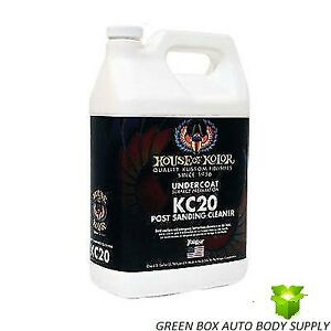 1 Gallon Post Sanding Cleaner Kc20 Kc 20 House Of Kolor