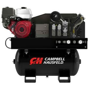 New Combination Unit 30 Gallon 14 Cfm Compressor 5000 Watt Generator