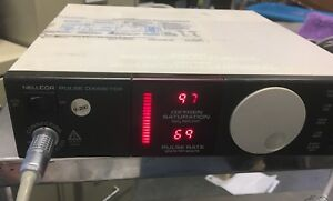 Used Nellcor Pulse Oximeter N 200 working Biomed Tested