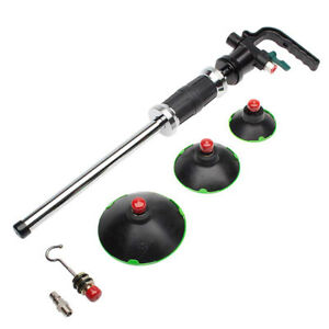 Central Air Pneumatic Dent Puller Car Auto Body Repair Suction Cup Slide Tool