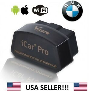 Bimmercode Bmw Coding Tool Vgate Icar Pro Bluetooth Iphone Ipad Android Obd2