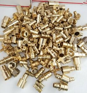 lot Of 211 Uponor 1 2 3 4 1 Propex Fittings Adapter Expander Fittings
