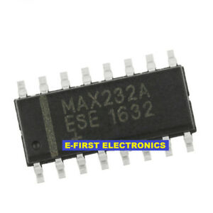 50pcs Aese Max232aese Sop 16 Large Chip Smd