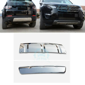 Auto Parts Front rear Bumper Protector Fit For Land Rover Discovery Sport