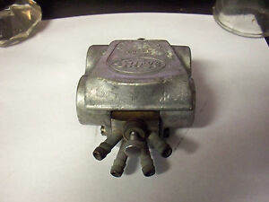 Surge Babson Bros Co Chicago Milking Machine Pulsator Style s Lid