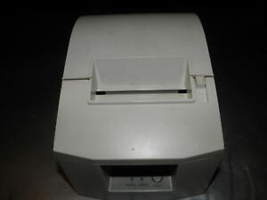 Star Micronics Tsp600 643c Pos Thermal Receipt Printer Parallel White