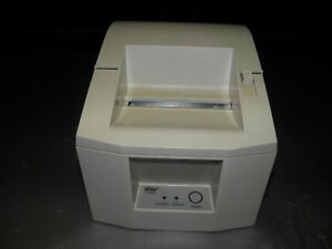 Star Micronics Tsp600 613c Pos Thermal Receipt Printer Parallel White