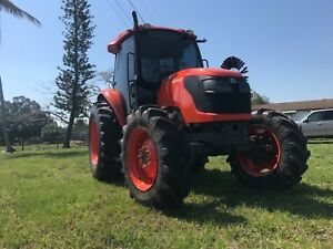 Kubota 9540 Ac Cab Tractor With 3 Point Hitch