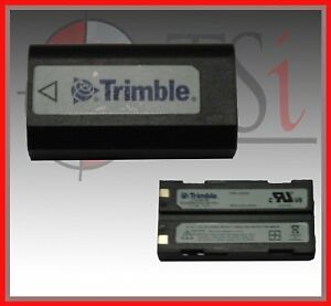 Trimble 54344 Total Station 2 4ah 7 4v Lithium ion Battery 5700 5800 R8 R7