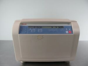 Thermo Sorvall St16 Benchtop Centrifuge With Warranty See Video