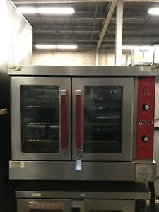 Vulcan Single Deck Convection Oven Electric 3 Phase 35 Amp 208 Volts