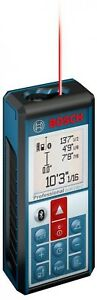 Bosch Range Meter Laser Distance 330 Ft Lithium Ion Bluetooth And Angle Measure