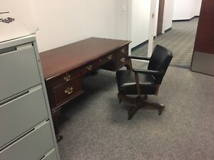 Herman Miller Conference Tables Chairs File Cabinets Assort Office Furniture