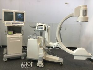 Ge Oec 9600 Orthopedic C arm W Screen 2006