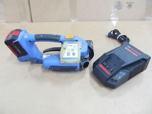 Orgapack Or t400 3 4 19mm Strapping Tool Battery Operated 18v Li ion Kit