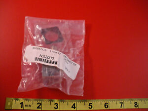 Numatics Ns2000 Adaptor Male 4 pin M12 Micro Connector Elbow Nib New