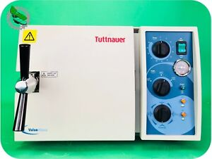 Tuttnauer Dental Autoclave 2014 Model 1730mkv Great Condition Buy It Now