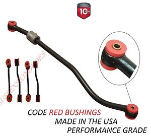 5pc Suspension Track Bar Front Rear Sway Bar Link 1999 2004 Jeep Grand Cherokee