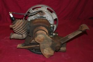Great Running Maytag Gas Engine Motor Model 92 Single Wringer Washer 751483