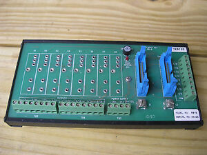 Amci Model Rb 8 I o Rack System 8 Output 8 Input Relay Board