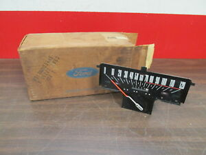 1969 1970 Ford Galaxie Ltd And Full Size Cars Speedometer Nos Ford 418