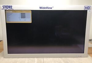 Storz Nds Wideview Hd 42 Monitor Sc wu42 a1a15 Endoscopy 145