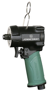 Jonnesway 1 2 Stubby Air Impact Wrench 450 Ft Lbs 10 000 Rpm