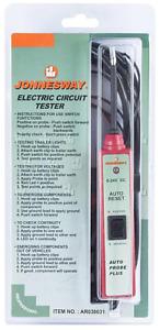 Electrical Circuit Tester Plus 6 24 Dcv Test Continuity switches Relays
