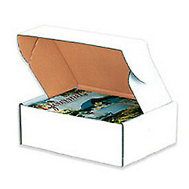 10 x10 x2 Deluxe Literature Mailer 200lb B Test 50 Pack Lot Of 1