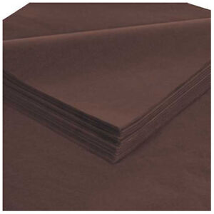 20 X 30 Brown Tissue Paper 480 Pack Lot Of 1