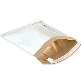 10 1 2 wx16 l Self seal Padded Mailer White 25 Pack Lot Of 1